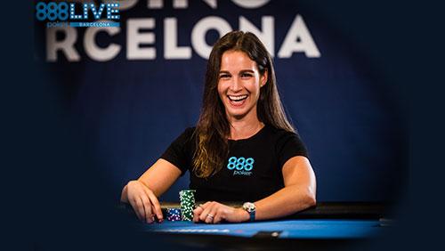 "888Live Barcelona: Natalie Hof – ""Eckhart Tolle changed my life."""