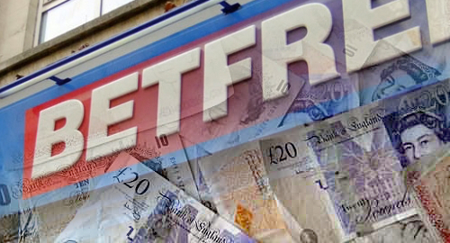 Betfred reports annual loss despite retail revenue rise