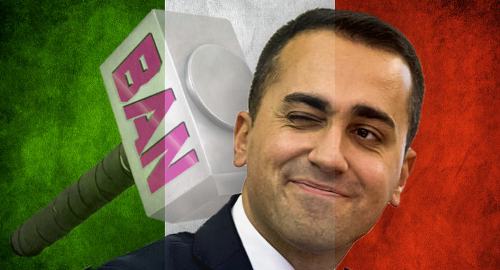 Italy's gambling crackdown to start with advertising