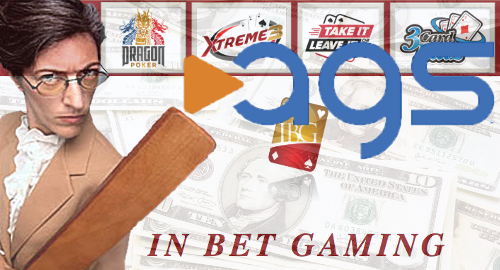 Pennsylvania doles out $400k in fines against AGS, In Bet Gaming