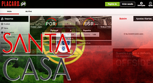 Portugal's Santa Casa lottery launches online sports betting