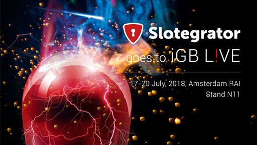 Slotegrator team going to iGB Live! in Amsterdam