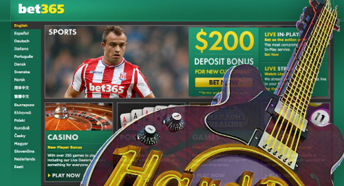 Bet365 to enter US sports betting market with Hard Rock AC