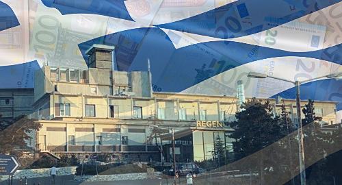 Greek casinos see fewer visitors, but online blacklist a mob scene