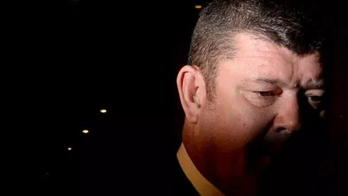 James Packer leaves Consolidated Press board for sanity's sake
