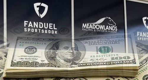 "New Jersey's Meadowlands track has ""okay"" sports betting launch"