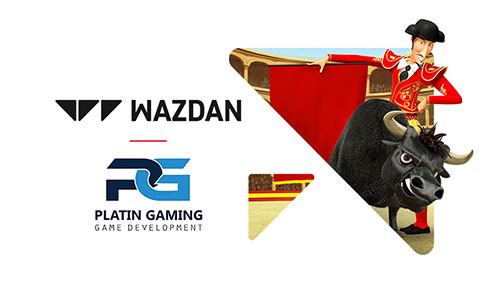 Platin Gaming signs agreement with Wazdan