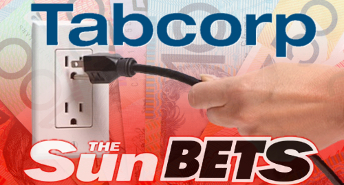 Tabcorp pays £39.5m penalty to exit Sun Bets UK venture