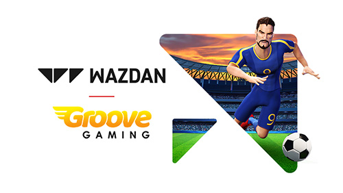 Wazdan gets in the groove with Groove Gaming agreement