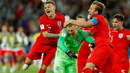 World Cup round-up: England beat Colombia (on penalties!); Sweden up next