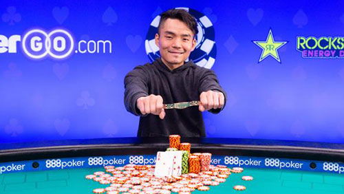 WSOP day 41: Longshen Tan wins event #66: $1,500 No-Limit Hold'em