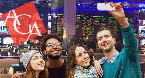 US sports bettors younger, richer, smarter and (likely) better looking