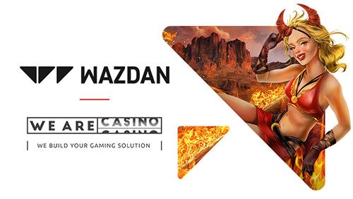 Content is king for WeAreCasino as it zeroes in on great Wazdan deal