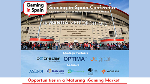 Gaming in Spain Conference: Tax relief and growth bring new opportunities to a maturing market