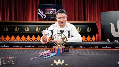 Leow triumphant at $100,000 Triton Super High Roller