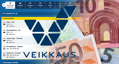 Veikkaus' responsible gambling tools slow digital growth