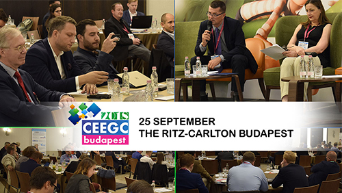 CEEGC 2018 Budapest – Less than a week until kick off, see who is attending and why you should not miss it