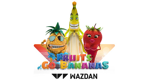 Fruits Go Bananas fruity gaming experience goes live in casinos from today