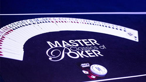 Master Classics of Poker coming to Amsterdam