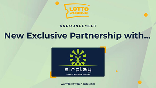 Sirplay and Lotto Warehouse in key deal