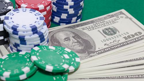 WinStar River Poker series Main Event in full swing