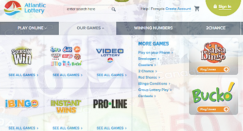 Atlantic Lottery Corp grows online player base despite limitations