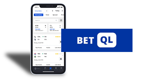 BetQL launches mobile-first analytics platform for sports betting