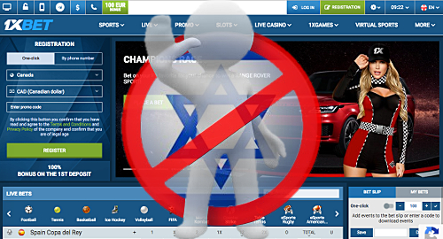 Israel court orders first blocks of int'l online gambling domains