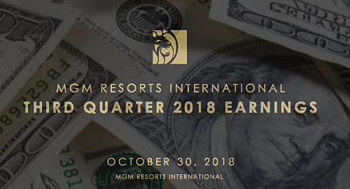 MGM Resorts' new casinos allow it to survive  'challenging' Q3