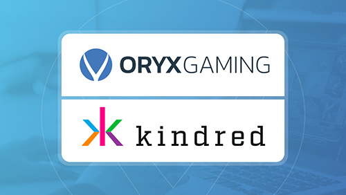 ORYX's impressive year kicks on with Kindred deal