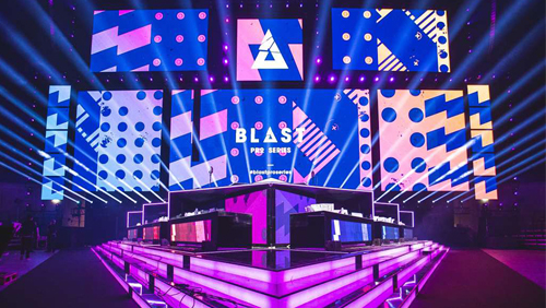 Pinnacle become the official betting partner of the BLAST Pro Series