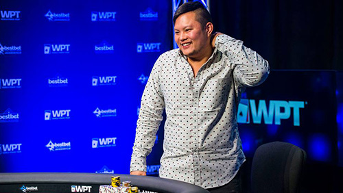 Tony Tran wins the WPT Bounty Scramble; five new 2019 tour dates announced
