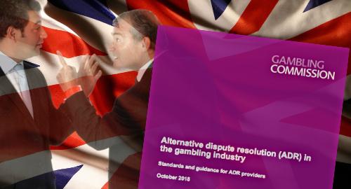 New rules for resolving disputes between UK gamblers, operators