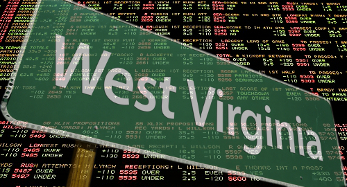 West Virginia sportsbooks handle $7.5m in wagers in September