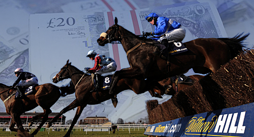 William Hill sells on-course race betting pitches to Sid Hooper