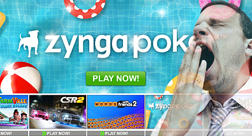 Zynga's once reliable slots and poker games losing steam
