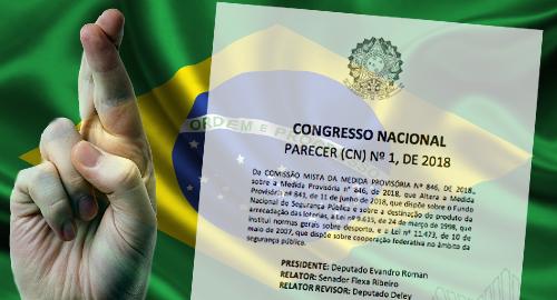 Brazil committee okays online, land-based sports betting bill