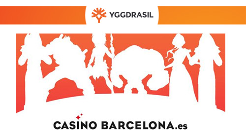 Casino Barcelona Online signs content agreement with Yggdrasil
