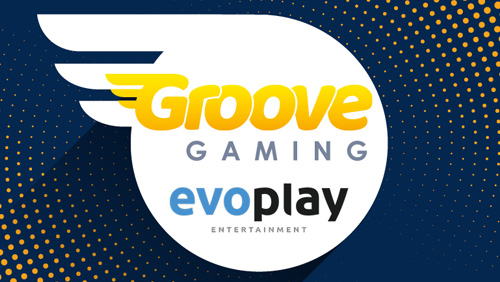 Groove Gaming enlarge content portfolio with Evoplay games