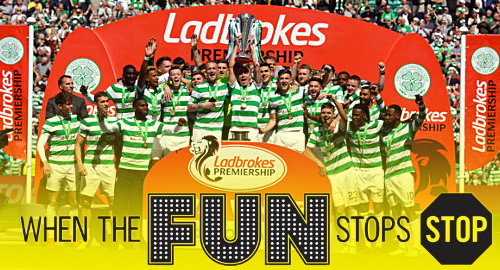 Ladbrokes, Scottish football team up to combat problem gambling