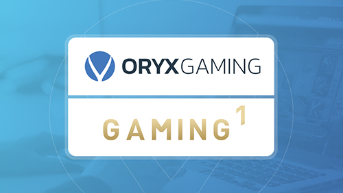 ORYX performs more wonders with GAMING1 content deal