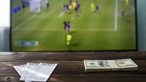 "Sports gambling to provide a ""windfall"" to sports leagues"