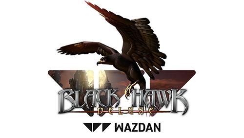 Wazdan takes flight with Black Hawk Deluxe horror game launch