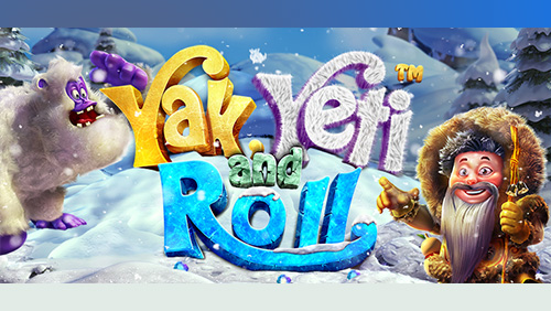 Join a Wacky Winter Journey in YAK, YETI AND ROLL