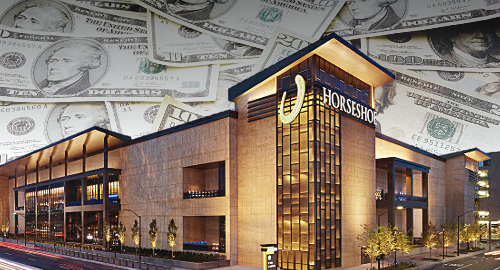 Horseshoe Casino Baltimore takes it on the chin in November