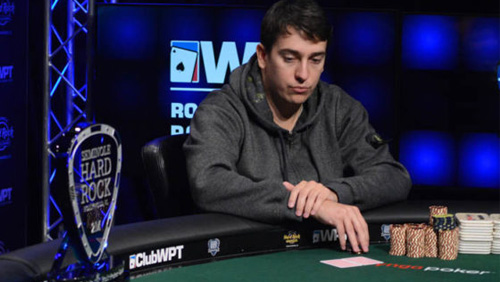 Pavel Plesuv wins WPT Seminole Hard Rock Rock 'N' Roll Open; Commerce dates out