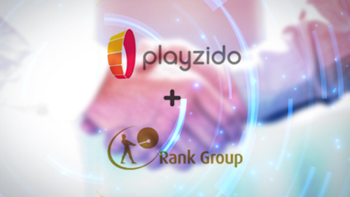 Rank Digital enters into strategic partnership with Playzido