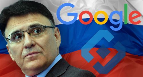Russia fines Google for allowing prohibited sites in search results