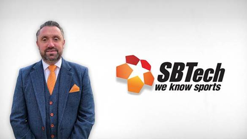 SBTech appoints Dave Hammond as COO
