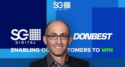 Scientific Games appoints new digital chief as Matt Davey exits